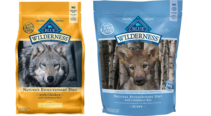 Wilderness Blue Buffalo Dog Treats - 3 Best Dog Treats for Training Puppies - Bully Sticks & Training Treats