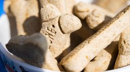dogtreats 270x150 - 3 Reasons Why Dog Treats Are Used in Training Dogs